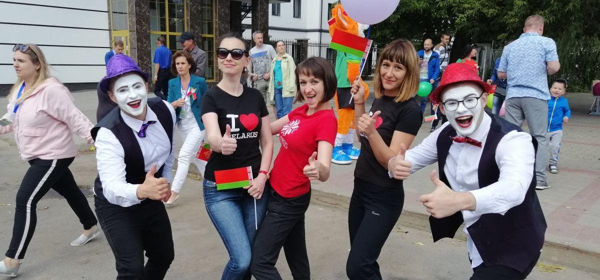 Спортивные школы Барановичей проводят совместный праздник: дети смогут записаться в секции