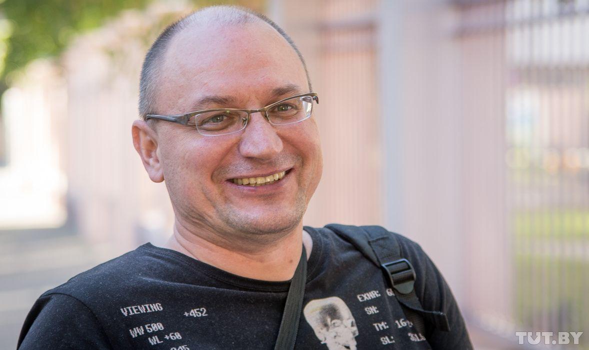 Дмитрий Середа. Фото: Евгений ЕРЧАК, TUT.BY