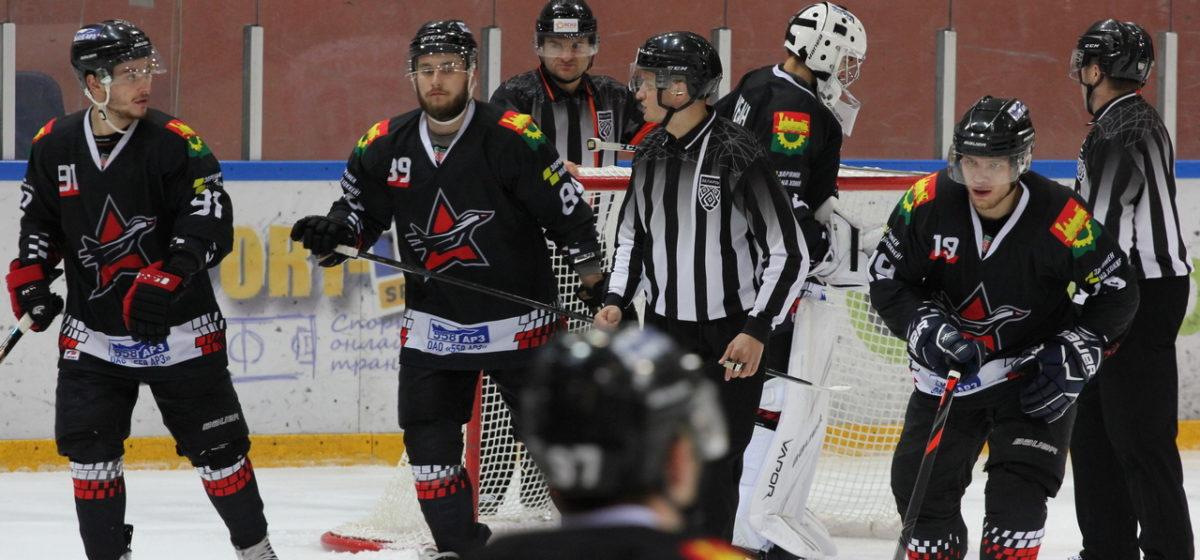 Как хоккейный «Авиатор» сыграл дома против сборной Беларуси (U18)