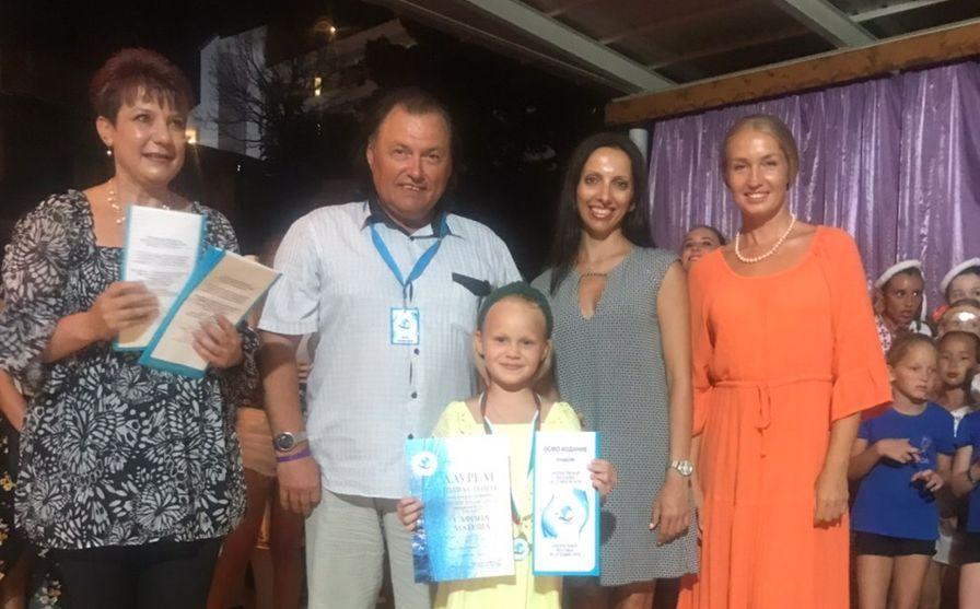 Юная барановичская солистка стала лауреатом международного конкурса