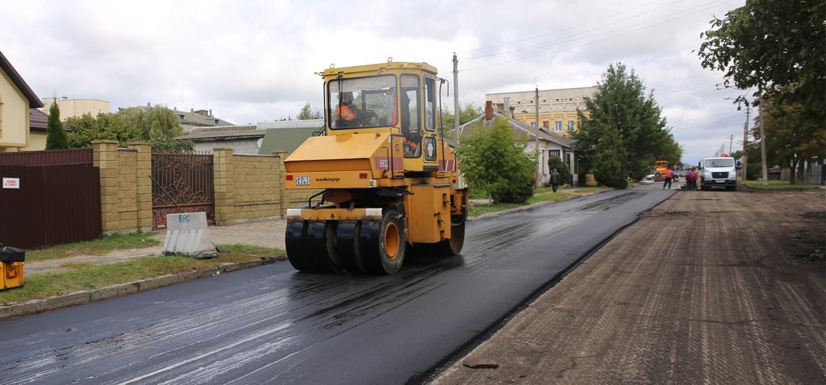 Дорожный бум закончился? Сколько денег выделят из городского бюджета на ремонт дорог в Барановичах в 2020 году