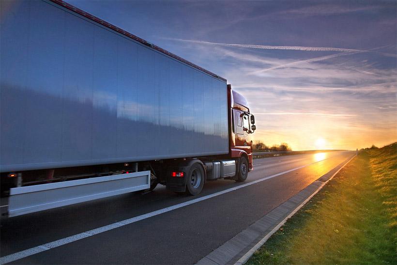 В Австрии у дальнобойщика из Беларуси, перевозившего опасный груз, полицейские зафиксировали 50 нарушений