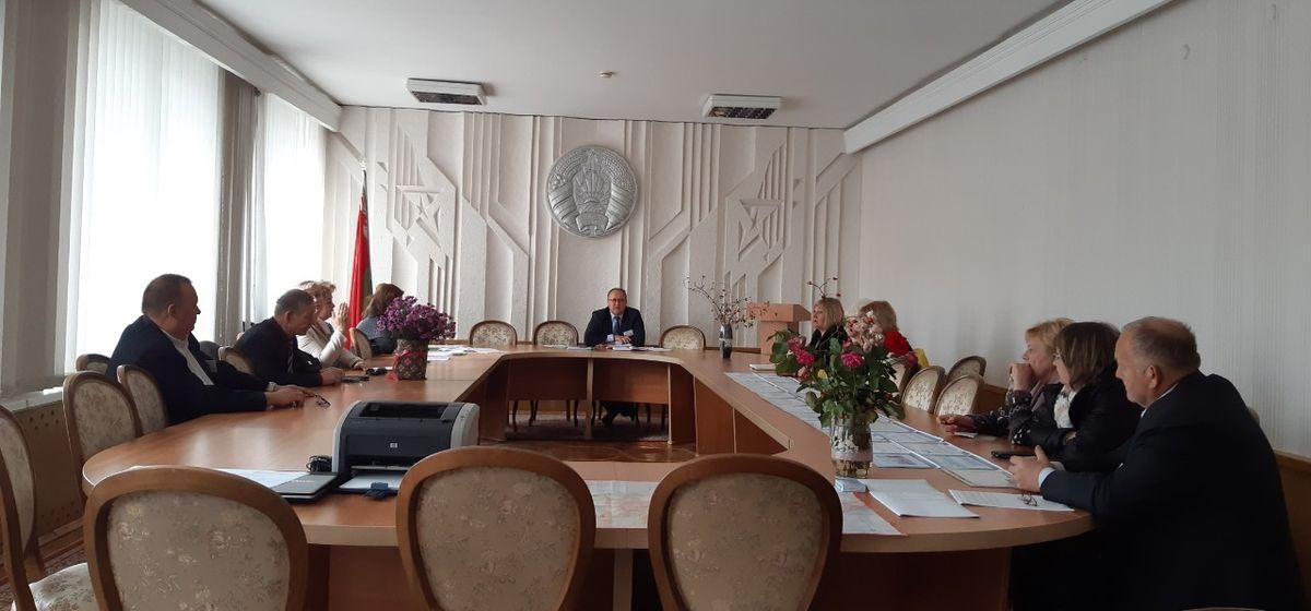 Барановичский избирком вынес предупреждение инициативной группе одного из претендентов на депутатское место в парламенте
