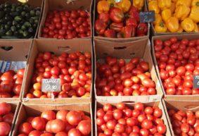 Что почем. Сколько стоят помидоры, перец и виноград на барановичских рынках