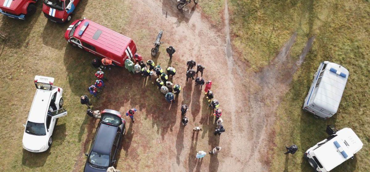 Барановичские «Ангелы» рассказали, как нашли пропавшего мужчину из Павлиново