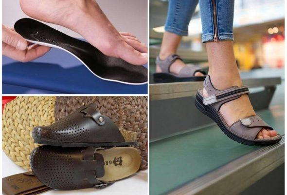 Что такое ортопедическая обувь для взрослых