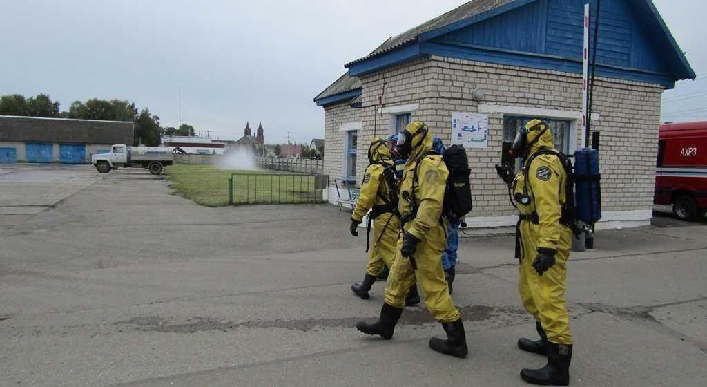 Из-за выброса аммиака в Миорах из школы эвакуировали более 600 человек