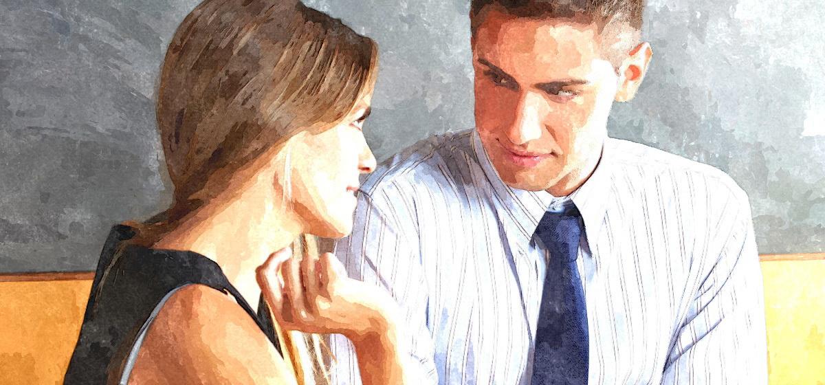 Отношения. Влюбилась в своего преподавателя. Что делать?