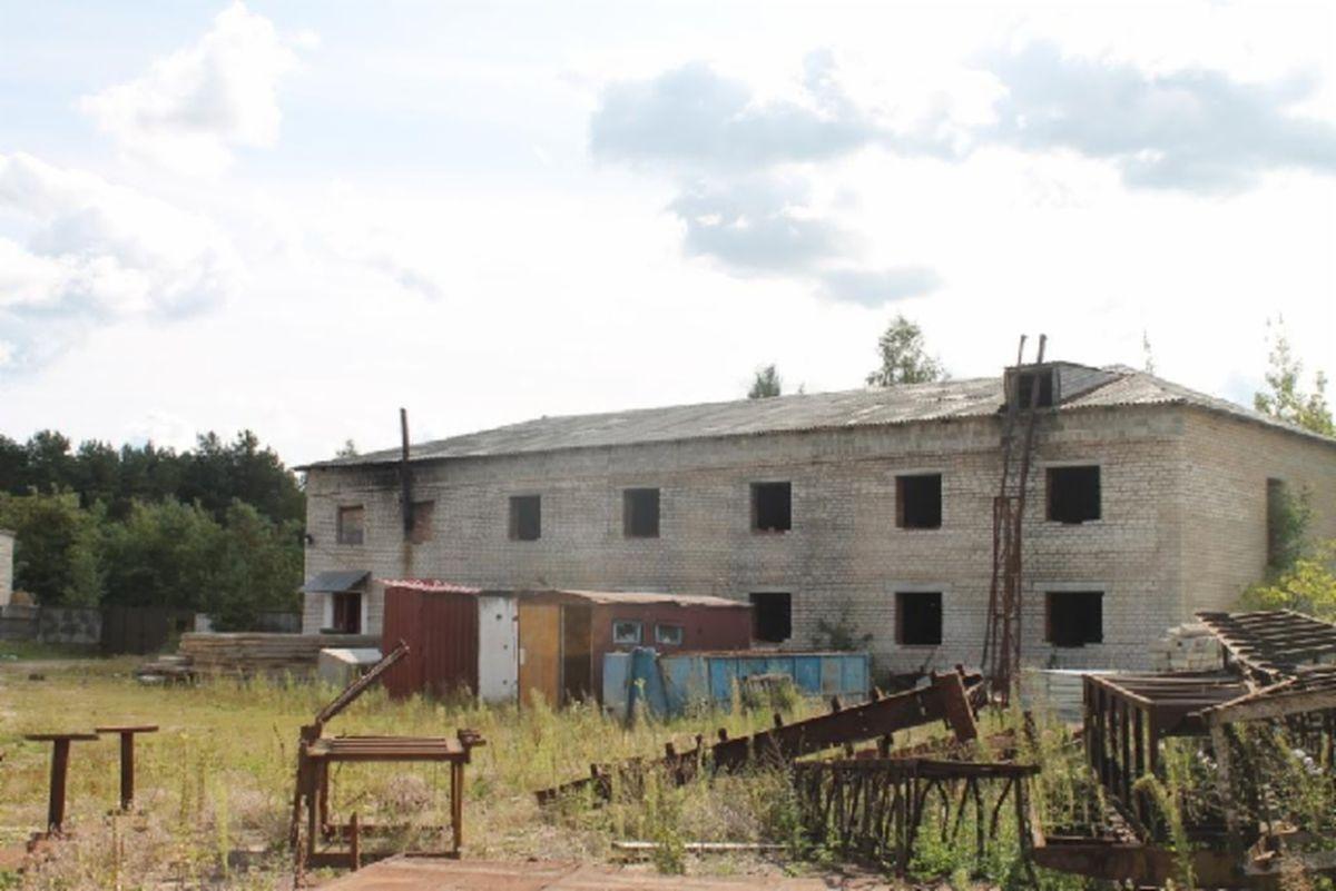 Одно из зданий на улице Слонимское шоссе. Фото: сайт et.butb.by