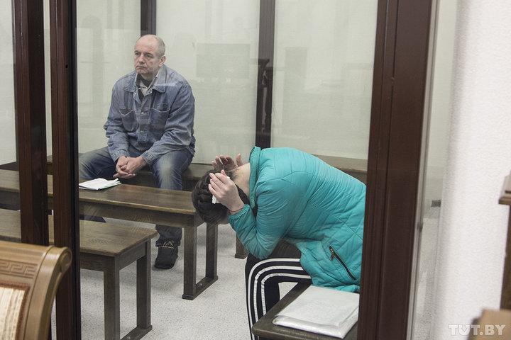 Начался суд по делу об убийстве восьмимесячной девочки в Лунинце. Процесс закрыли