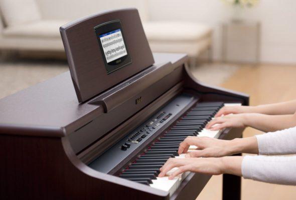 Преимущества цифровых пианино