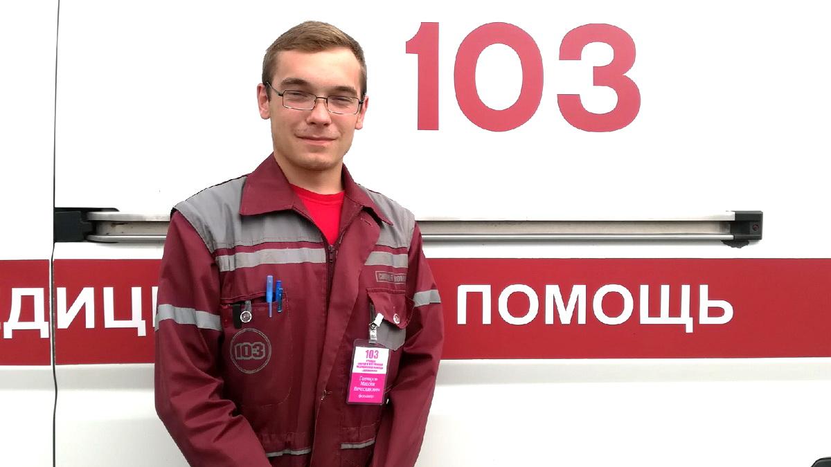 Максим Гончаров. Фото: Ирина ПЛЮТО