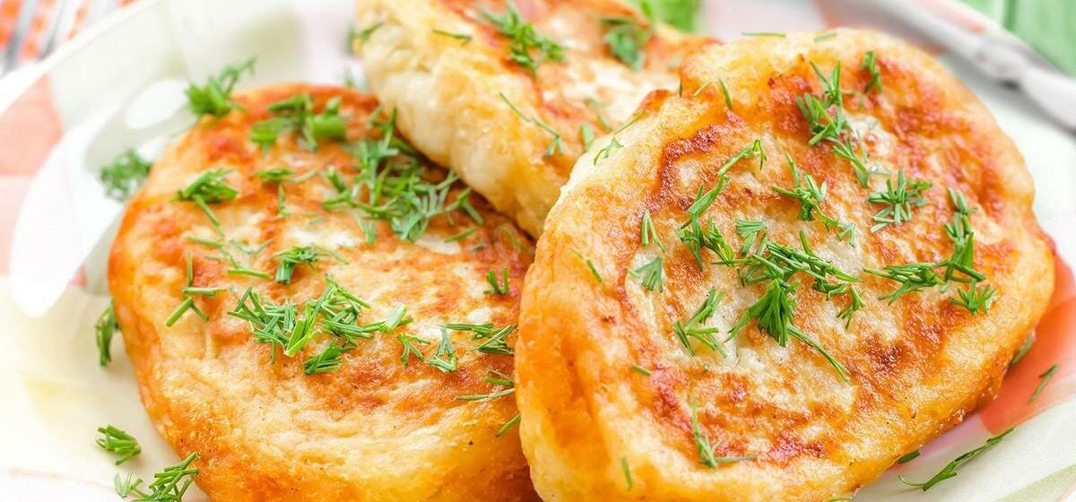 Вкусно и просто. Картофельные зразы с грибами