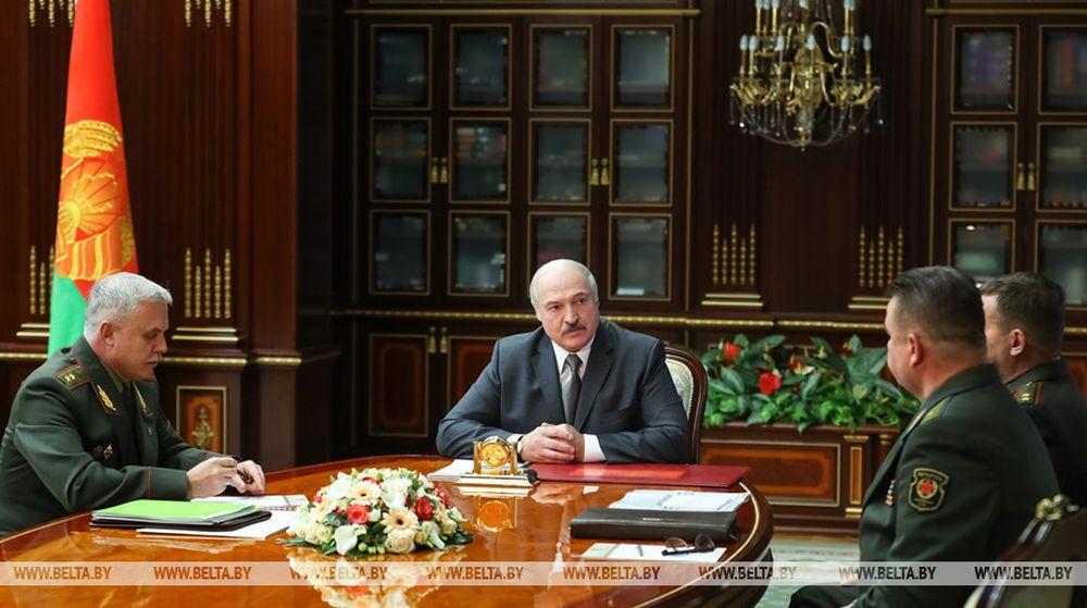 Лукашенко: 30 танков США в Литве – это просто смешно против белорусской армии