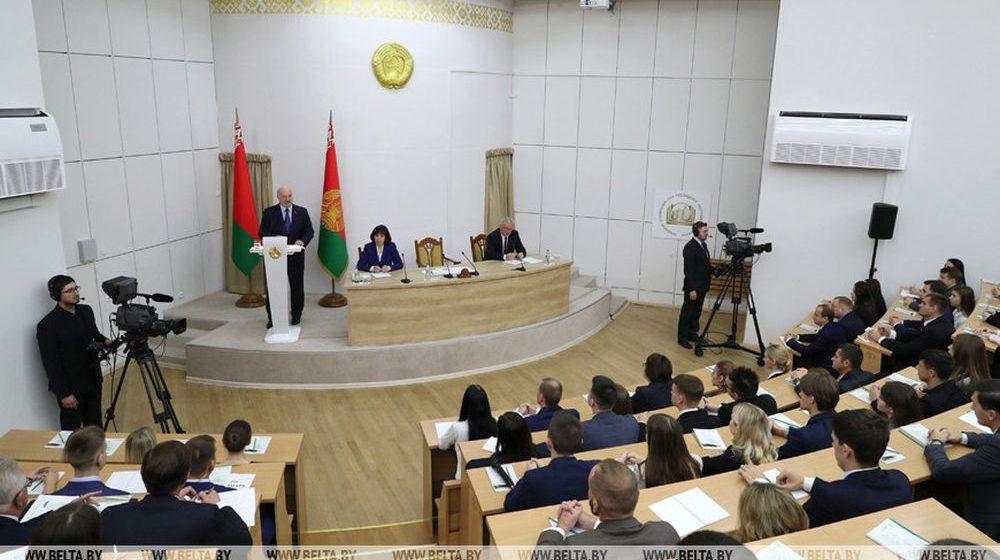 Лукашенко вспомнил, как вместе с Ельциным предложил Клинтону  возглавить Союзное государство