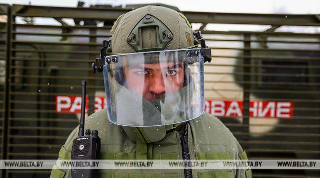В Барановичском районе нашли боеприпасы