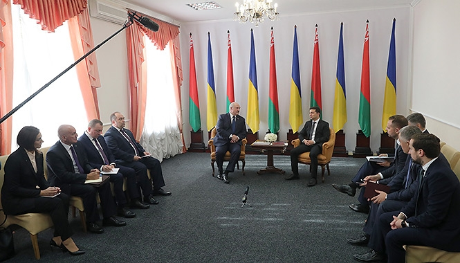 Беларусь и Украина задумались над совместным проведением Олимпийских игр