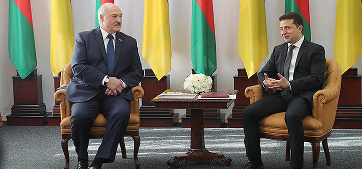 Лукашенко предложил Зеленскому начать сотрудничать в ракетостроении, а также создавать совместные предприятия