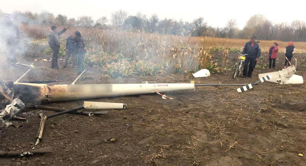 В Украине разбился вертолет – погиб бывший министр