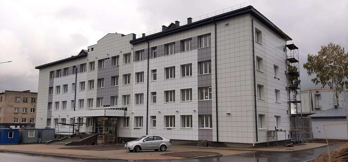Когда суд в Барановичах переедет в новое здание