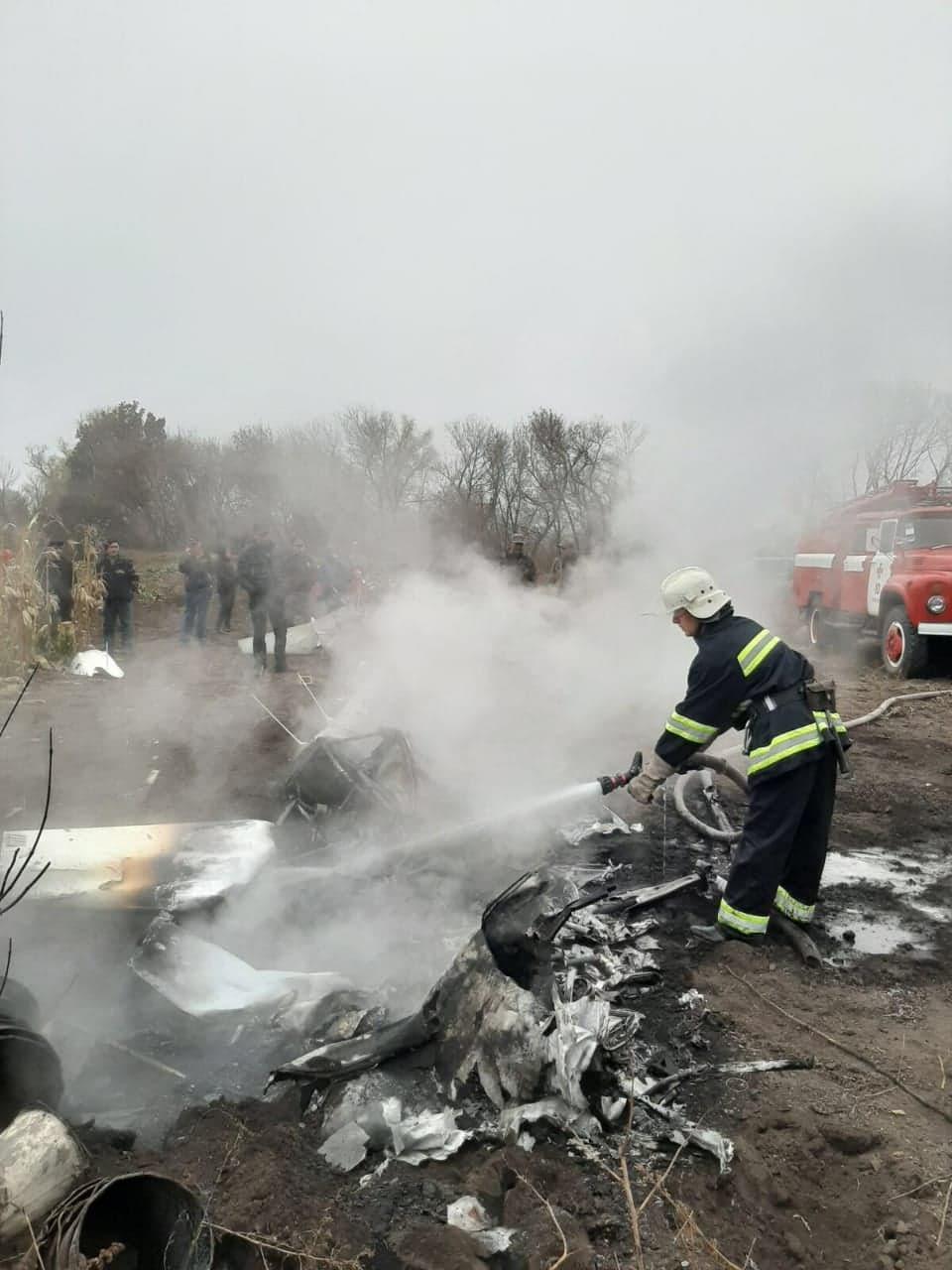 Фото с сайта ГСЧС по Полтавской области