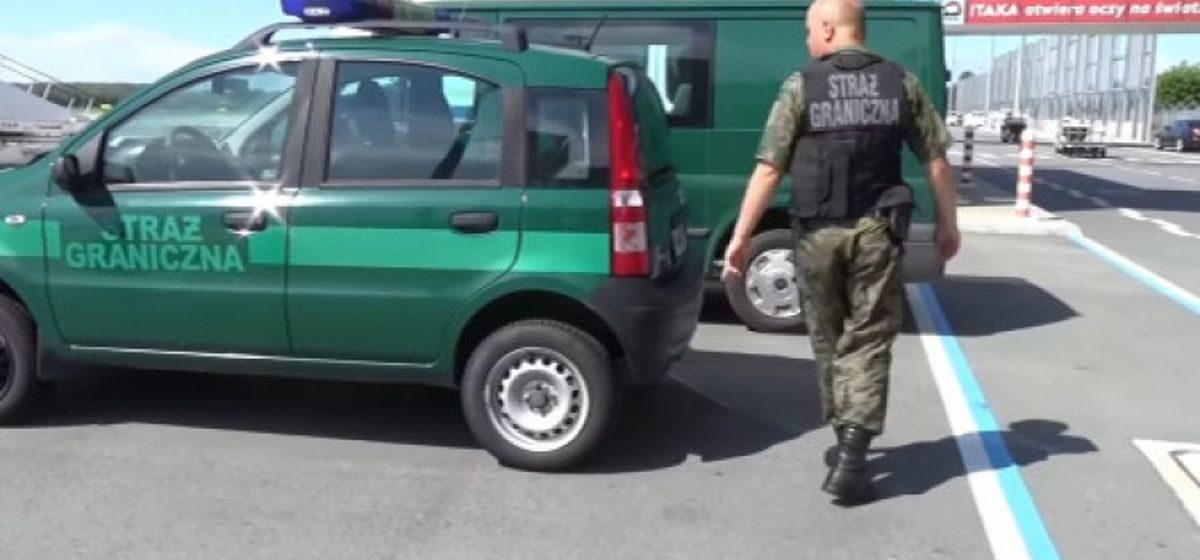 В Польше задержали белоруса – водителя UBER, который вез трех нелегалов-вьетнамцев в Германию