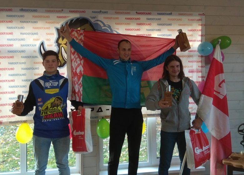 Барановичский мотогонщик выиграл международную гонку по эндуро
