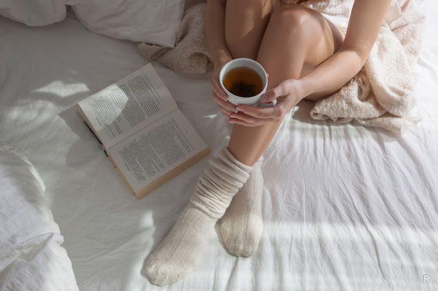 О чем сигнализируют холодные даже дома руки и ноги?