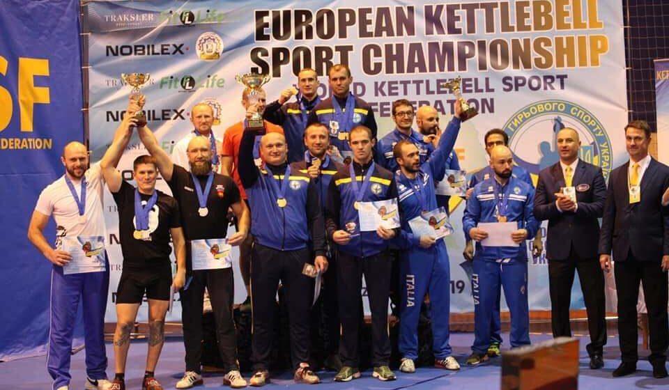 Барановичский атлет стал чемпионом Европы
