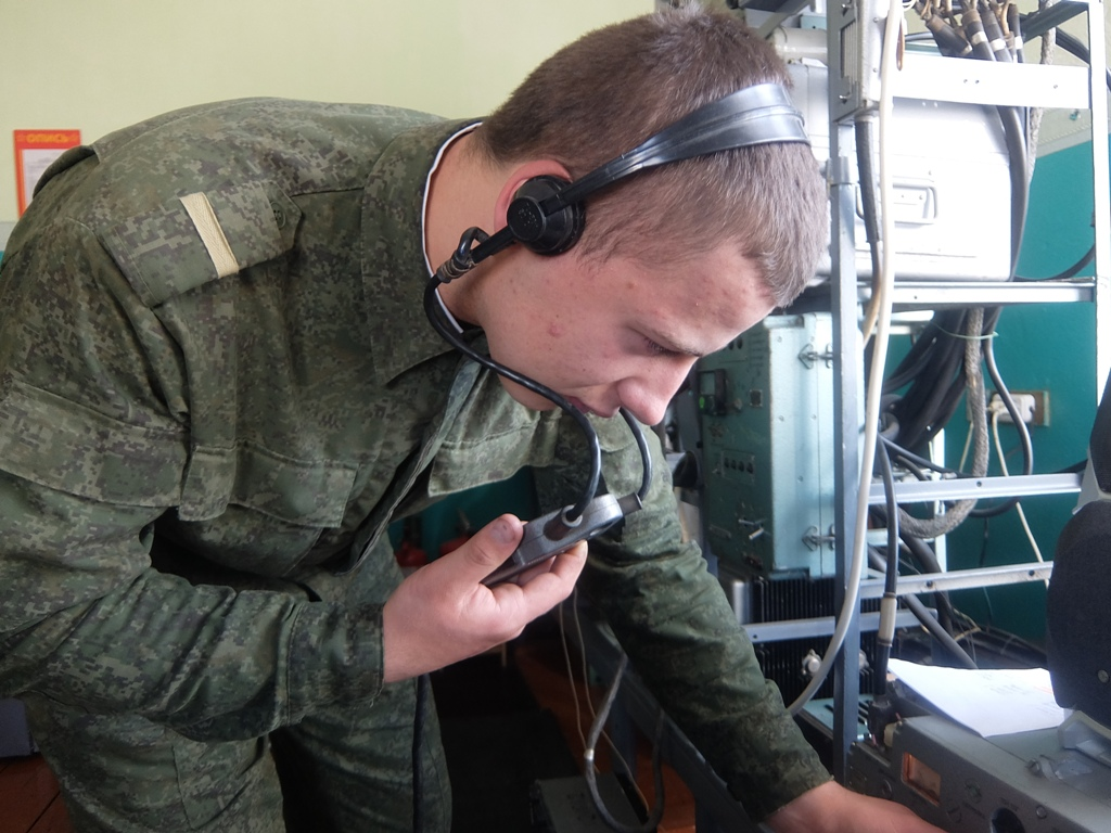 Ефрейтор Александр Ильючик. Фото: архив 120-й зрбр