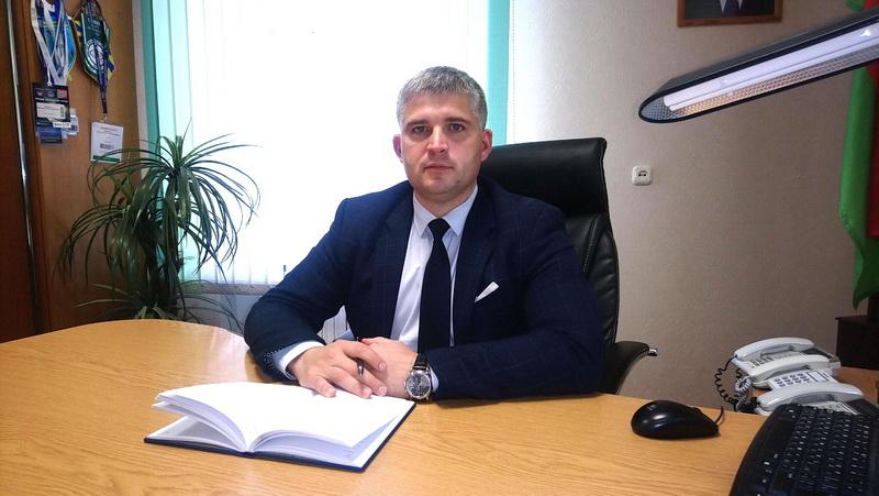 Виталий Юркевич – директор ОАО «Барановичский автоагрегатный завод». Фото: Людмила СТЕЦКО