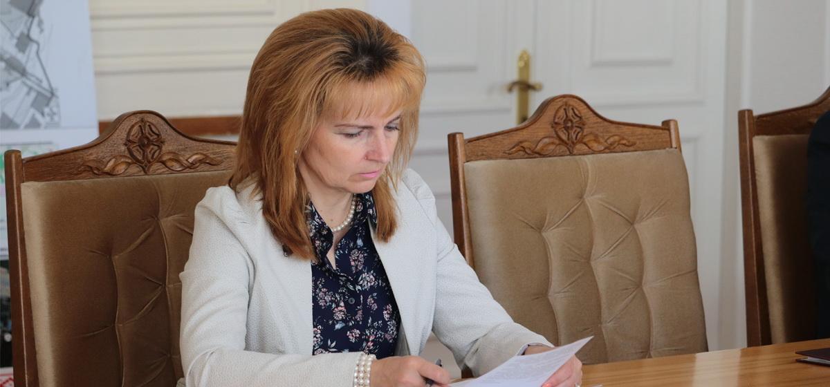 Заместителя Барановичского межрайонного прокурора наградили медалью