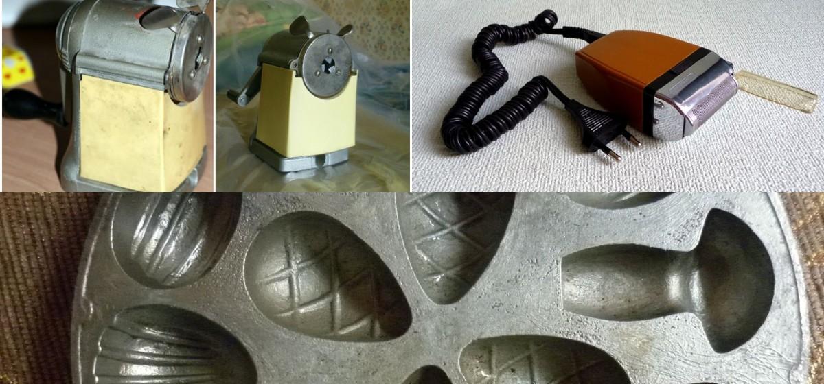 Тест. Помните ли вы предметы советского быта?
