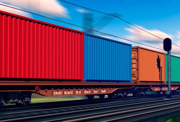 Грузоперевозки поездом: основные преимущества