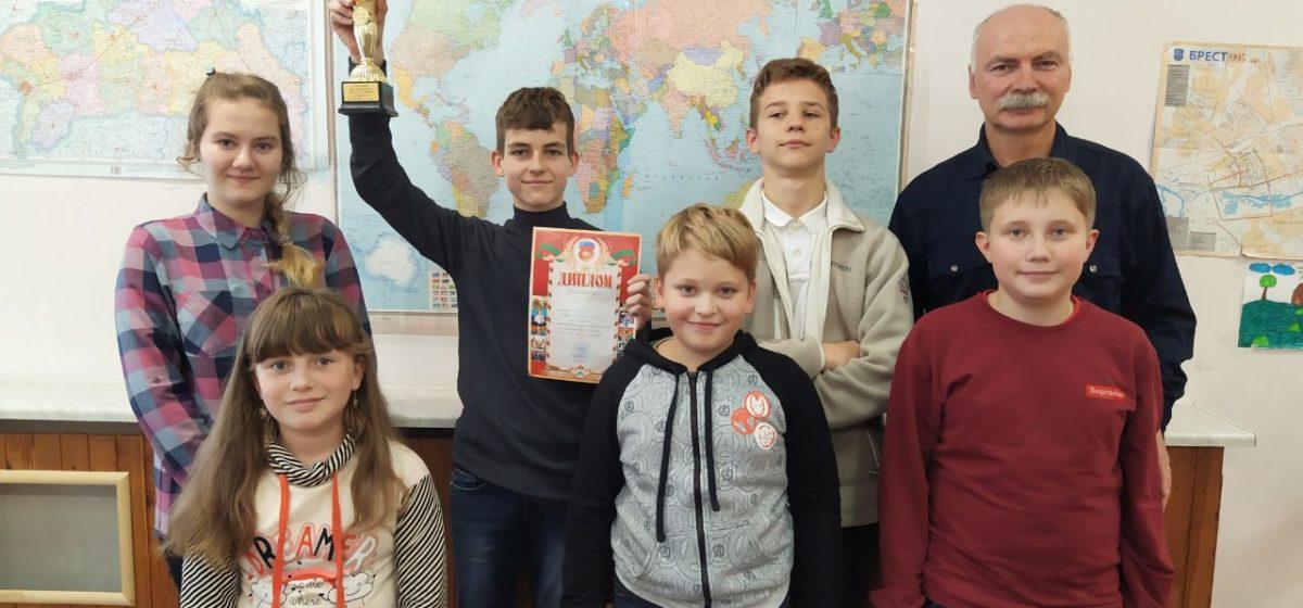 Барановичская команда выиграла первенство Брестской области по шахматам