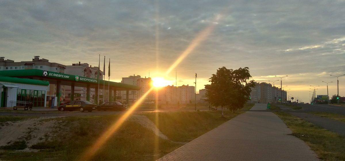 Солнце или снег? Какой будет погода в Барановичах 29 января