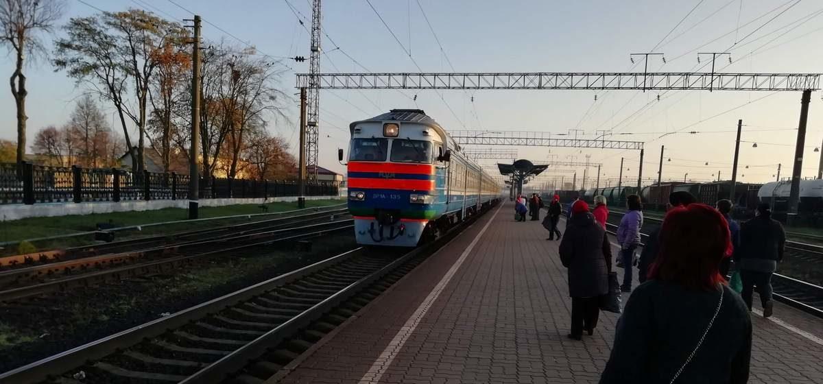Под Минском пенсионер попал под пассажирский поезд и погиб