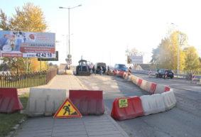 Путепровод на улице Ленина в Барановичах перекроют 27 января