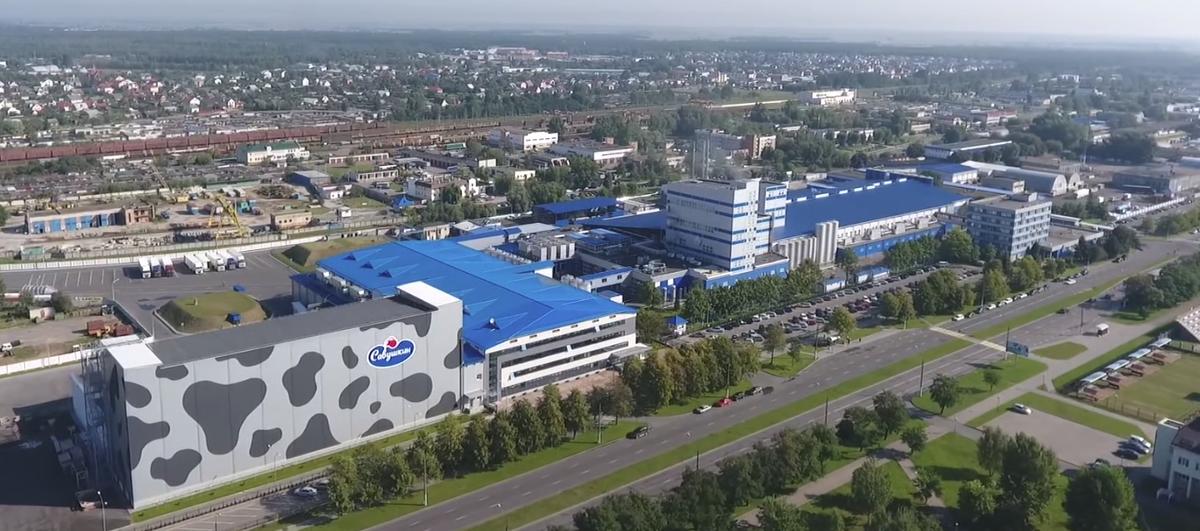 «Савушкин» создал в Березе одно из крупнейших сырных производств в стране