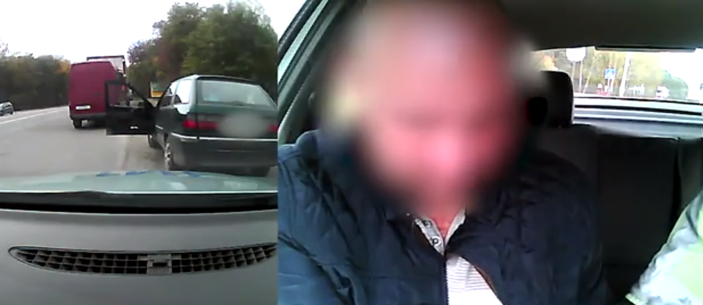 «Жменя» денег и кольцо: пьяный водитель пытался дать взятку сотруднику ГАИ в Лунинецком районе