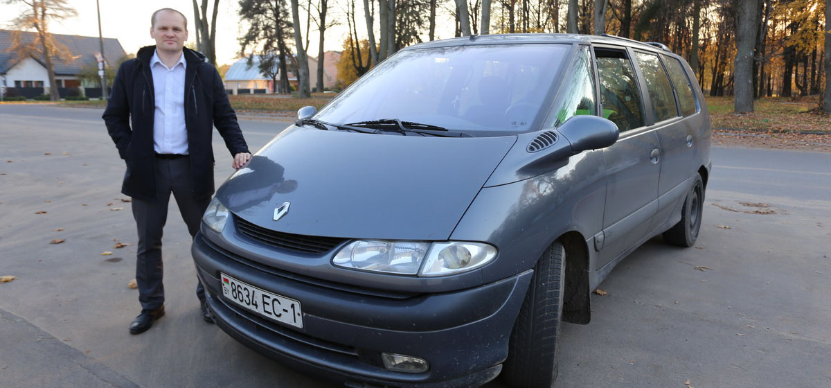 Ездил – знаю. Renault Grand Espace III: не гниет, но для города «тяжелый»