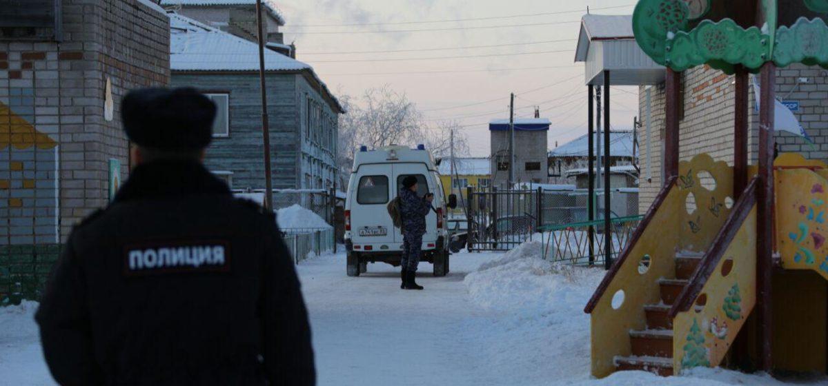 В России пьяный мужчина зашел в детсад и зарезал шестилетнего мальчика