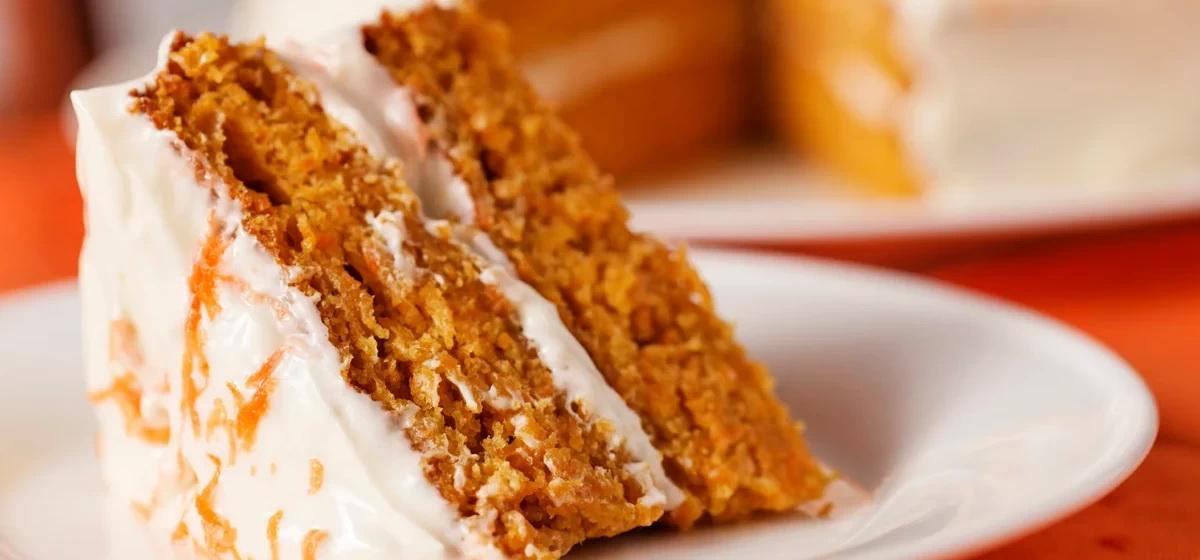 Вкусно и просто. Творожный десерт с морковью и орехами