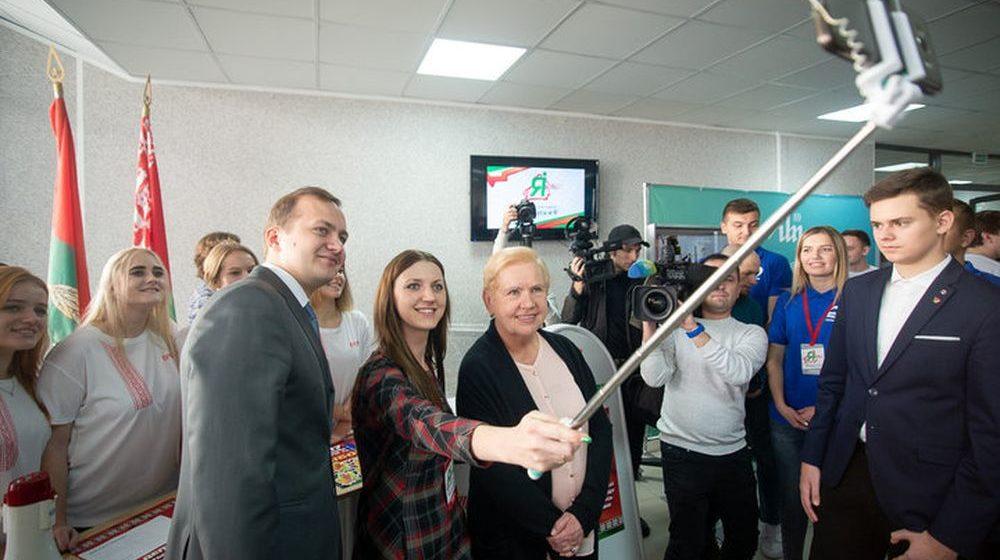 Об изменениях в Конституции и цене выборов. Глава ЦИК Лидия Ермошина пообщалась с молодежью