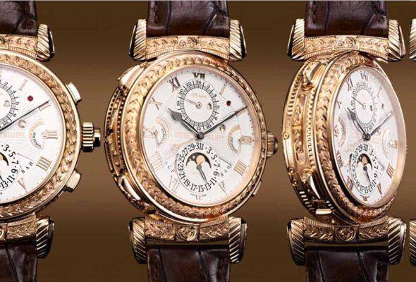 Наручные часы всегда будут в моде