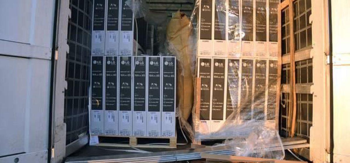 60 фактов и ущерб в 500 тысяч евро. Группу белорусов задержали в Германии по подозрению в серии краж из грузовиков