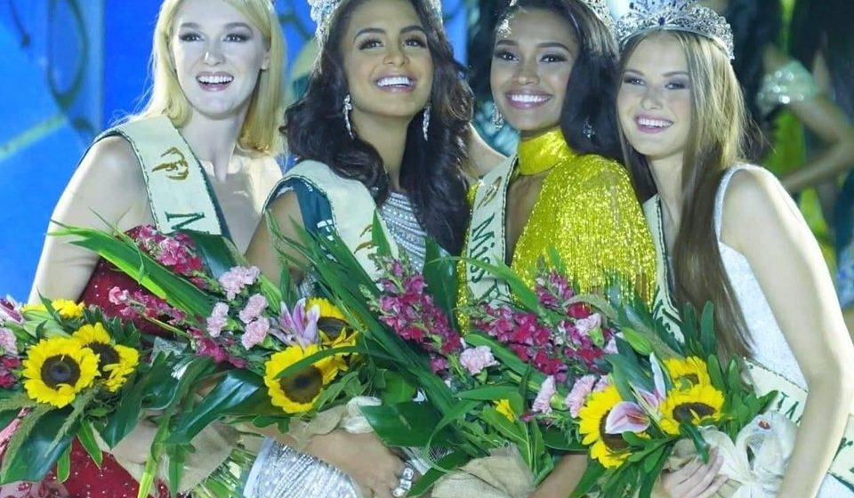 Барби-спортсменка из Беларуси получила титул «Мисс Огонь» на конкурсе красоты «Мисс Земля»
