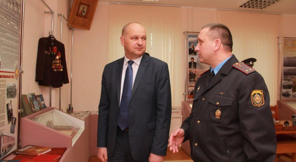 Генерал милиции проведет прямую телефонную линию