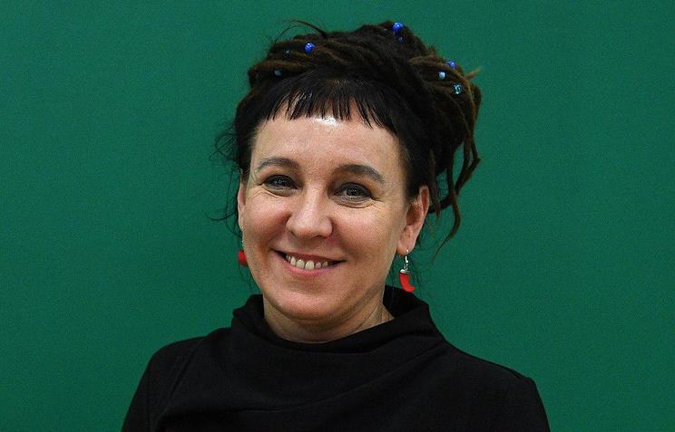 Польская писательница стала лауреатом Нобелевской премии