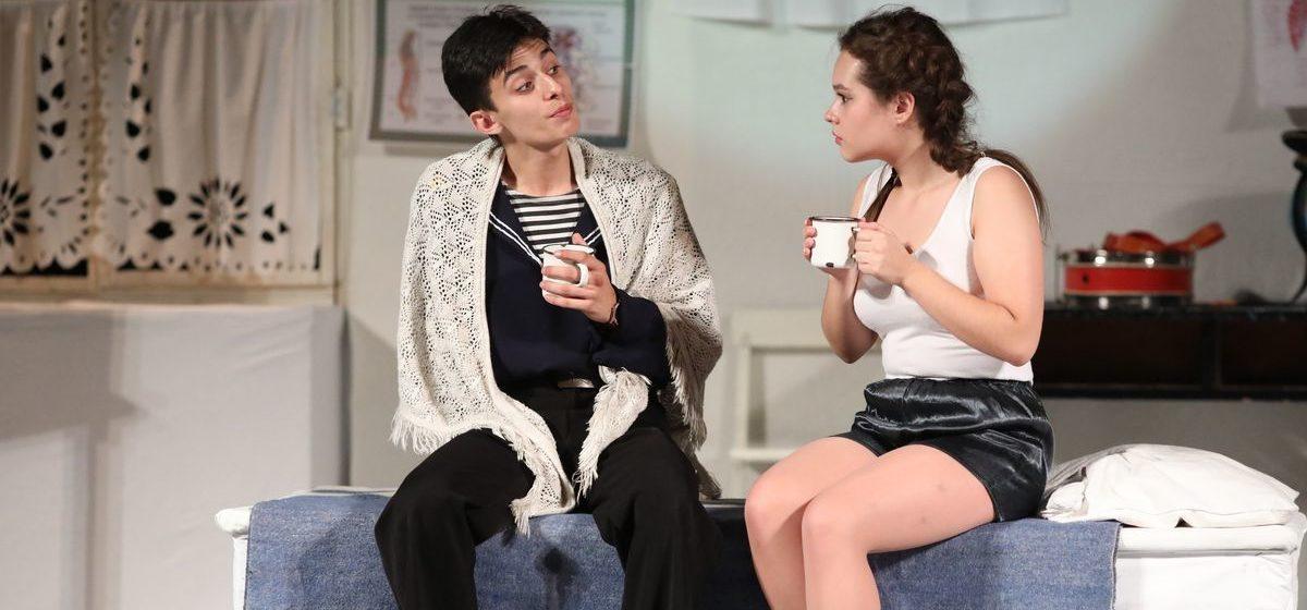 Барановичская «Параллель» привезла награду «Лучший актерский дуэт» из Санкт-Петербурга